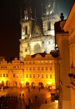 Foto - Ubytování v Praze - Grand hotel Praha