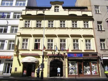 Foto - Ubytování v Praze - Hotel U dvou zlatých klíčů