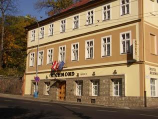 Foto - Ubytování v Teplicích - Hotel Richmond Teplice***