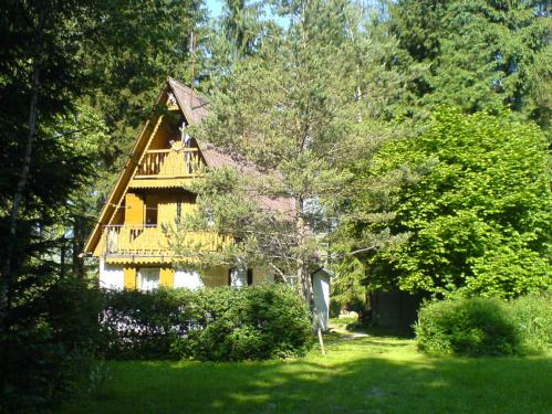 Foto - Ubytování v Kamenici nad Lipou - Chata Pravíkov