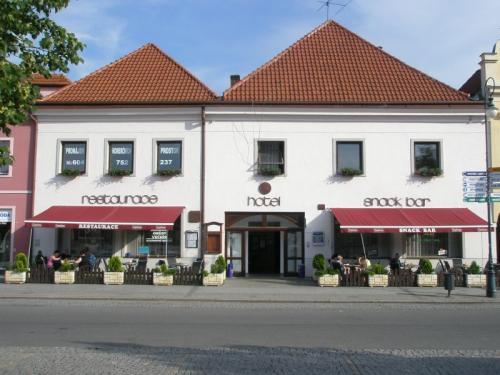 Foto - Ubytování v Berouně - Hotel Český Dvůr
