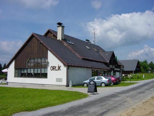Foto - Ubytování ve Zlatých Horách - Penzion ORLÍK