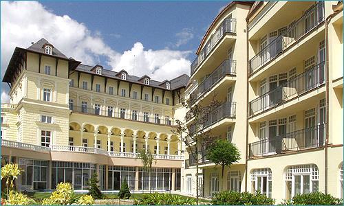 Foto - Ubytování v Mariánských Lázních - Falkensteiner Grand  Spa Hotel Marienbad
