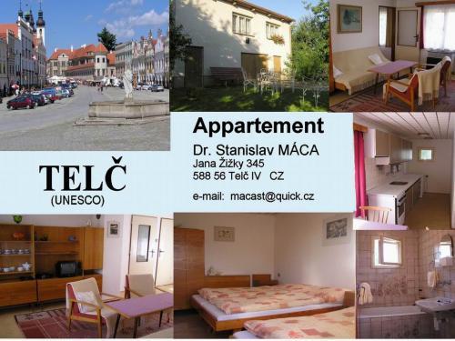 Foto - Ubytování v Telči - Apartmán