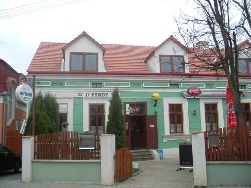 Foto - Ubytování v Šatově - Penzion a  restaurace U Fandy
