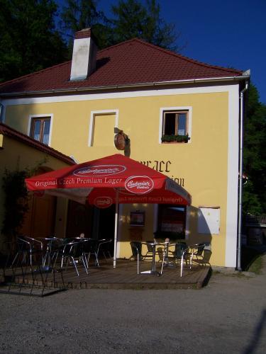 Foto - Ubytování v Nových Hradech - Penzion Pod hradem