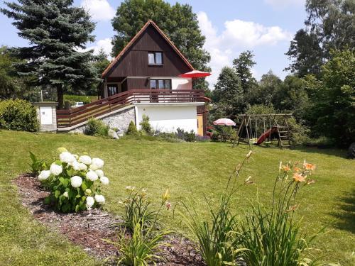 Foto - Ubytování v Českých Petrovicích - chata Bohouš