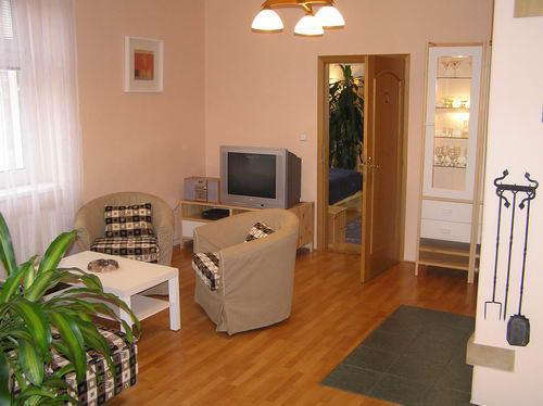 Foto - Ubytování v Praze 3 - Apartmán Seifertova 43