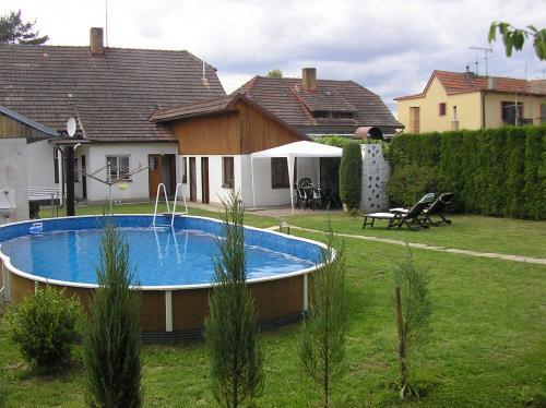 Foto - Ubytování v Sudoměřicích u Bechyně - Chalupa Sudoměřice