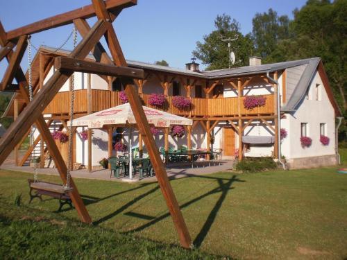 Foto - Ubytování ve Chvaleči - penzion U Hada