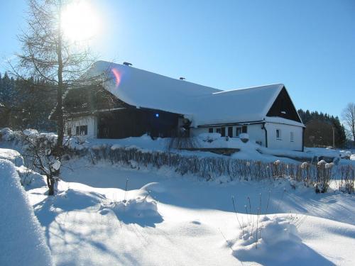 Foto - Ubytování ve Volarech - Šumavská chalupa