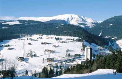 Foto - Ubytování v Peci pod Sněžkou - hotel Horizont
