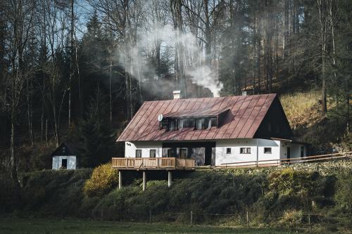 Foto - Ubytování ve Výprachticích - Chalupa Orlička