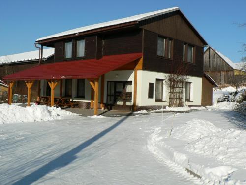 Foto - Ubytování v Horní Branné - Chata Pod Hájkem
