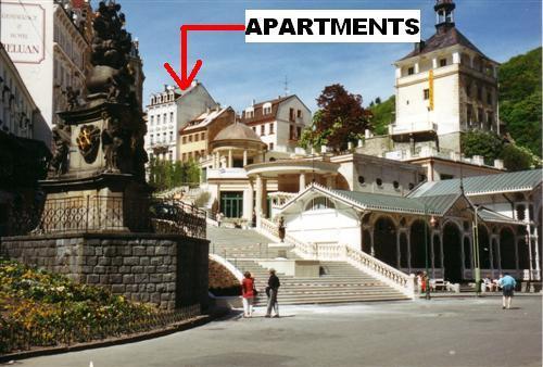 Foto - Ubytování v Karlových Varech - Karlovy Vary Apartmány