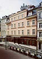 Foto - Ubytování v Karlových Varech - Hotel Palatin