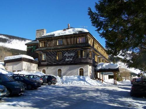 Foto - Ubytování ve Špindlerově Mlýně - Alpský hotel