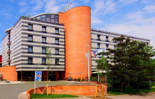 Foto - Ubytování v Praze Holešovicích - Hotel EXPO****