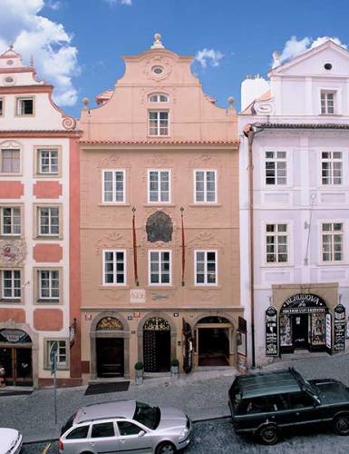 Foto - Ubytování v Praze - Hotel Green Lobster
