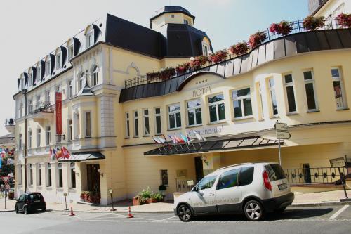 Foto - Ubytování v Mariánských Lázních - Hotel Continental