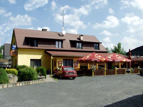 Foto - Ubytování v Mariánských Lázních - Pension-restaurant Skláře