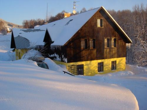Foto - Ubytování ve Vrchlabí - Smejkalova Bouda  - Ubytování v Krkonoších u Vrchlabí.