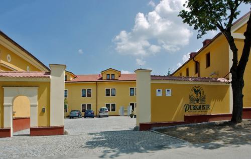 Foto - Ubytování v Plzni - Hotel Purkmistr ****