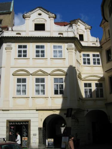 Foto - Ubytování v Praze - Apartmány Týnská 7