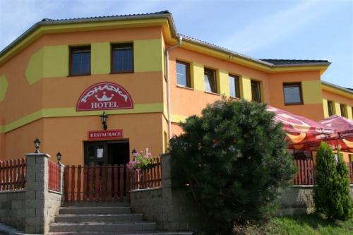Foto - Ubytování v Mostě - Hotel Pohádka