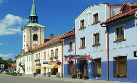 Foto - Ubytování v Kostelci nad Orlicí - hotel Panský Dům