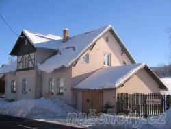Foto - Ubytování v Lázních Lipová - apartmán - ubytování v soukromí  Leona Vejběrová