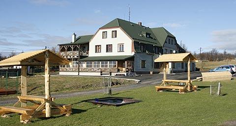 Foto - Ubytování v Lesné - Horský hotel Lesná