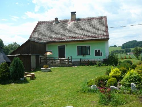 Foto - Ubytování v Dobršíně u Sušice - Chalupa Šumava nedaleko Sušice