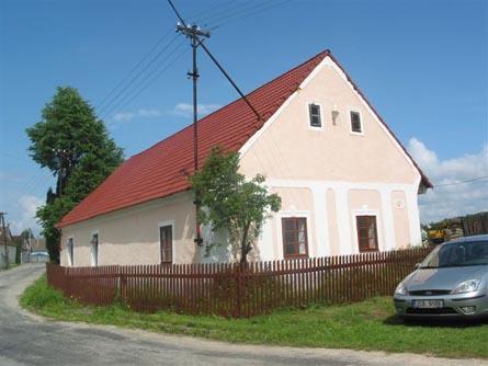 Foto - Ubytování v Chlumu u Třeboně - alesuv dvur