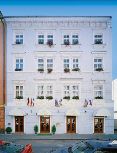 Foto - Ubytování v Praze - hotel Arbes