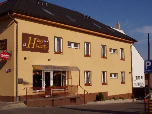 Foto - Ubytování v Praze - Hotel U Hvězdy