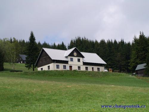 Foto - Ubytování  - chata Poutník