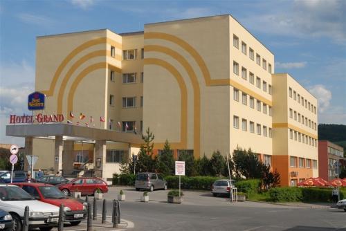Foto - Ubytování  - Best Western Hotel Grand