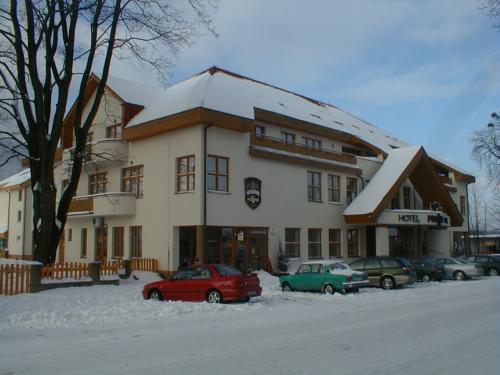 Foto - Ubytování  - Hotel Prosper