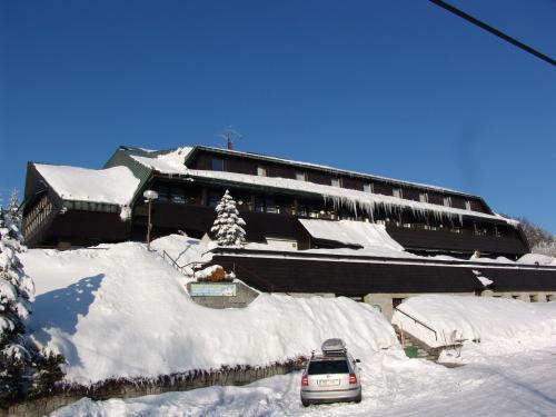 Foto - Ubytování  - Horský hotel Soláň