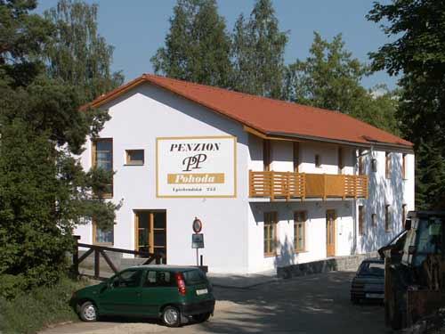 Foto - Ubytování  - Penzion Pohoda Český Krumlov