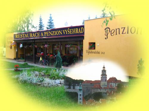 Foto - Ubytování  - Penzion Vyšehrad