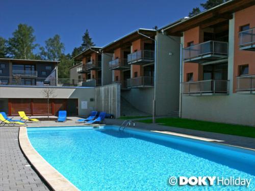 Foto - Ubytování  - Apartmány Lipno | DOKY Holiday resort