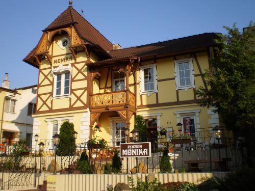 Foto - Ubytování  - Penzion MONIKA Luhačovice