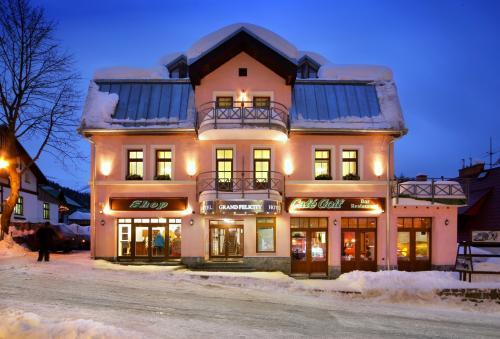 Foto - Ubytování  - Hotel Grand Felicity