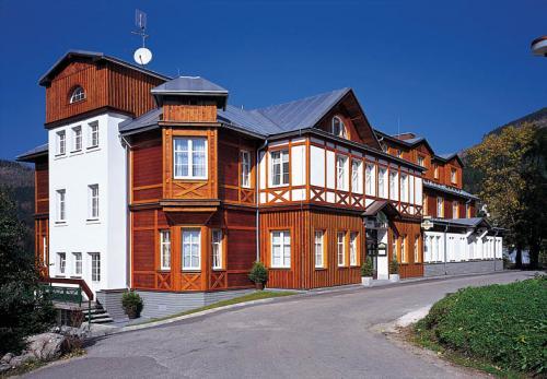 Foto - Ubytování  - Hotel Sněžka Felicity