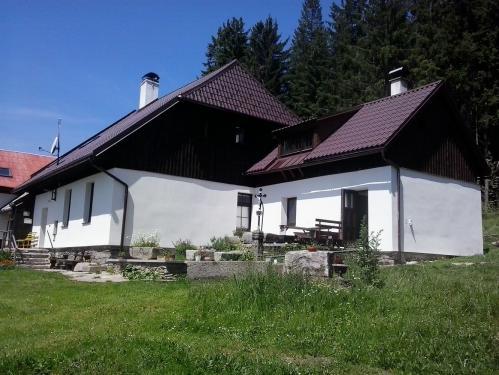 Foto - Ubytování ve Stachách - Chalupa na Šumavě