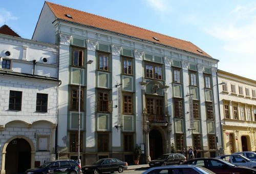 Foto - Ubytování  - Althanský palác