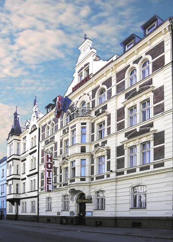 Foto - Ubytování v Plzni - HOTEL VICTORIA  ***