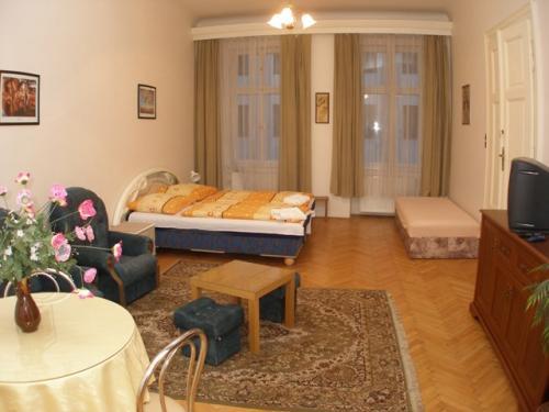 Foto - Ubytování  - Apartmány Štěpánská